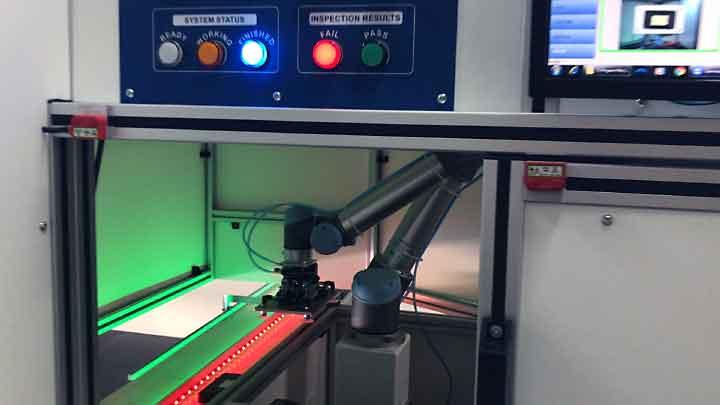 HNJ Solutions, Inc  - Smart Cameras  Vision System Guided Robotics